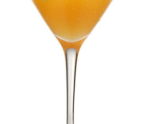 Vodka Apple Pie Cocktail