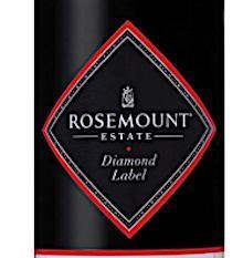 Rosemount Shiraz Label