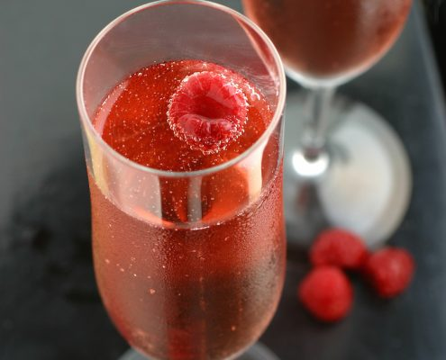 Ginger Beer Champagne Punch recipe by Brooklyn Crafted