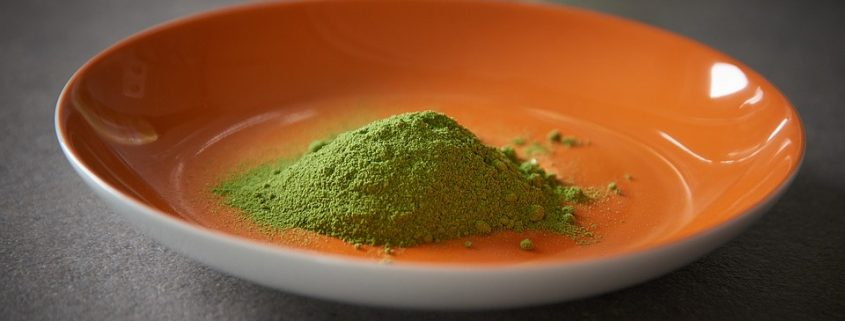 Moringa Powder--one of the world's best superfoods
