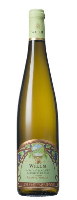 "Willm ""Clos Gaensbrœnnel""--a wine for lovers of Gewurztraminer"
