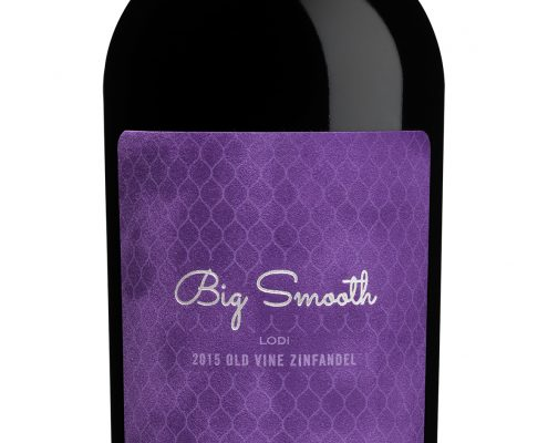 A Snuggle Up with a Big, Smooth Old Vine Zin 4