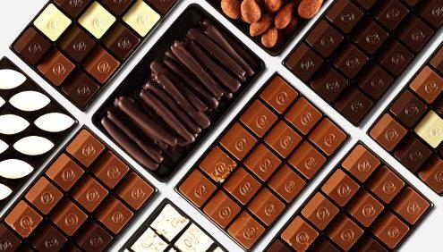 the flavors of zChocolat