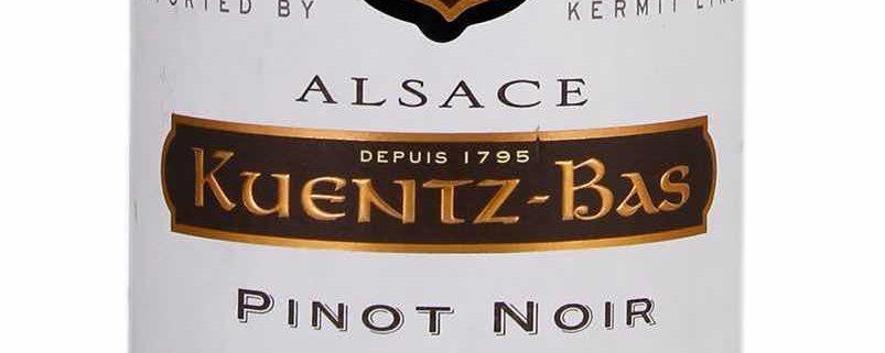 2015 Kuentz-Bas Alsatian Pinot Noir