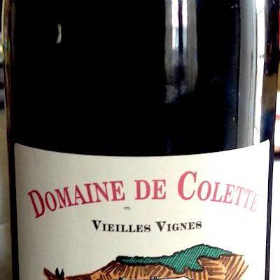 2015 Domaine de Colette Regnie Crus Beaujolais