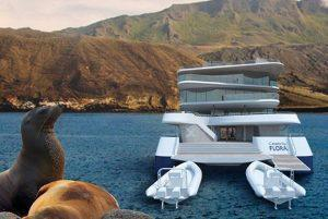 Celebrity Flora visits the Galapagos - a cruise for romantics