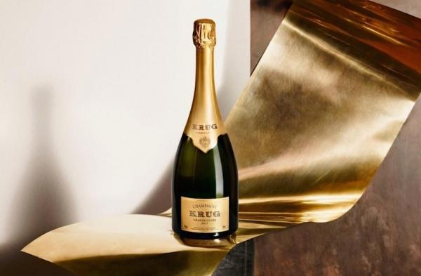 Champagne Krug Featured at Effervescence Champagne Festival