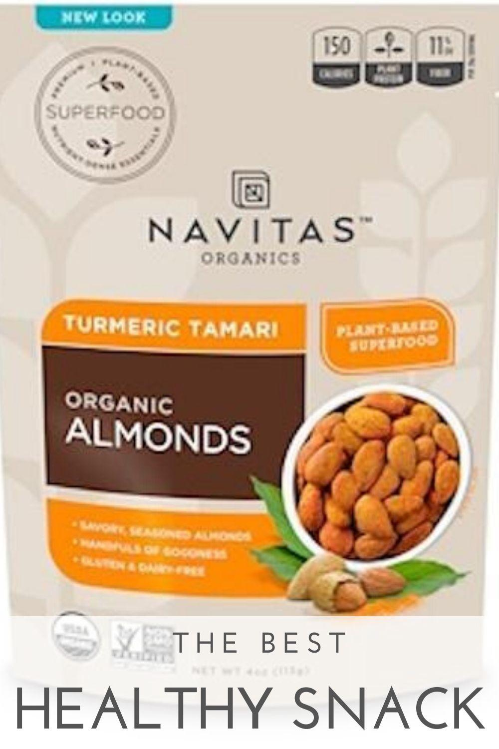 Navitas Turmeric and Tamari Almonds graphic