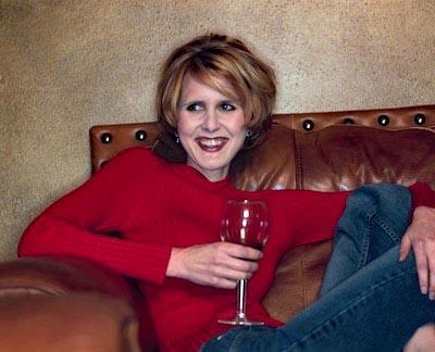Amy Reiley, aphrodisiac foods expert and wine writer