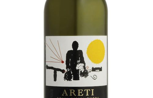 Ktima Biblia Chora Areti White--why you should drink Greek white wines in summer