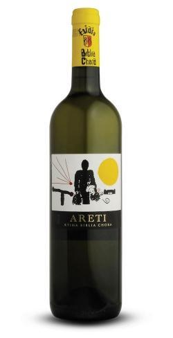 Ktima Biblia Chora Areti White--why you should drink Greek white wines in summer