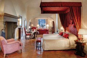 Luxurious Suite at Florence's Villa San Michele