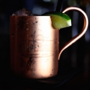Moonshine Mule -- a new wave of moonshine cocktails