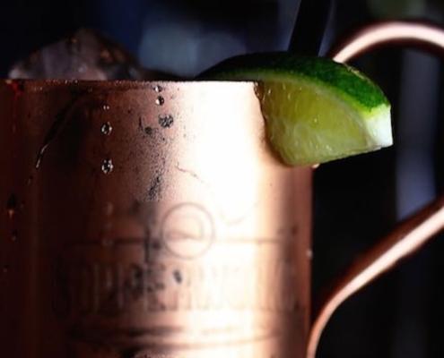 Moonshine Mule Cocktail Recipe 1