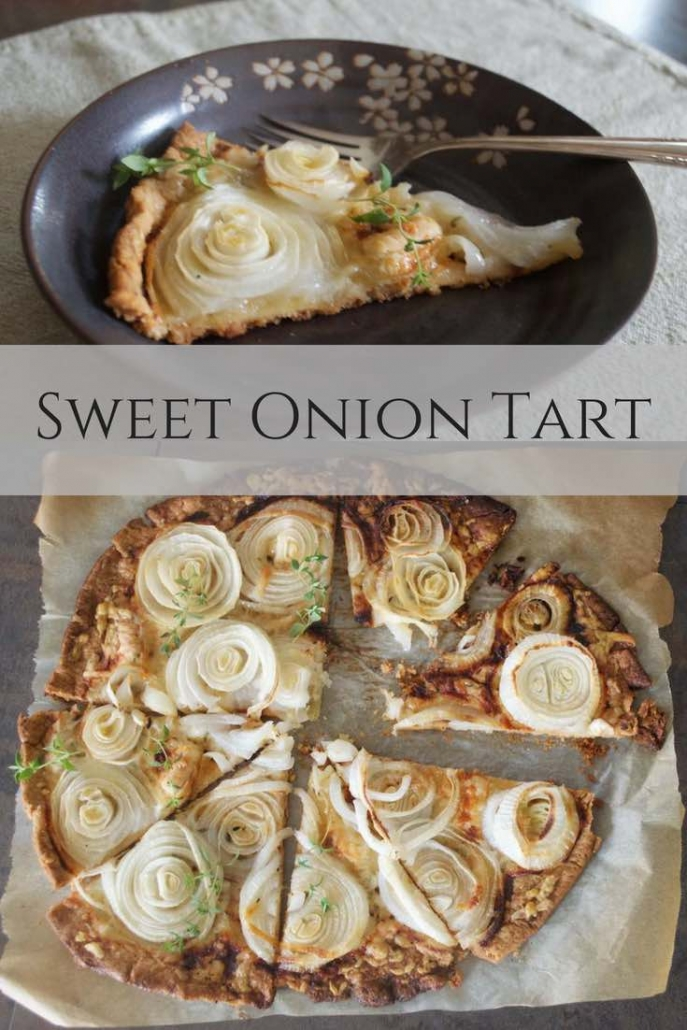 Sweet Onion Tart
