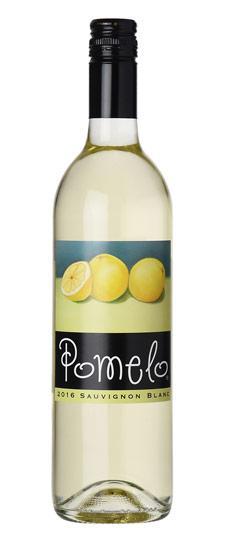Pomelo - a citrusy Sauvignon Blanc