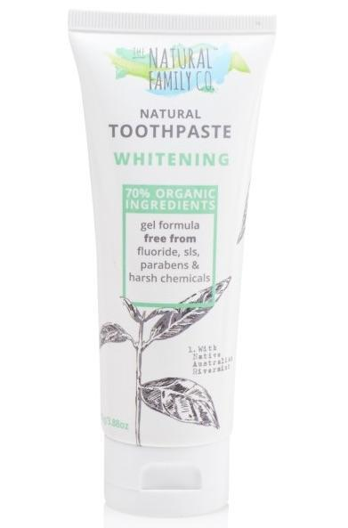 Natural Family Co. Natural Teeth Whitening Toothpaste