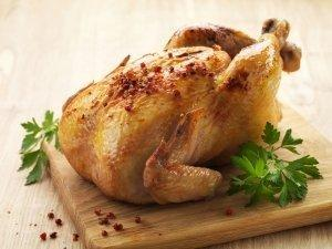 Recipe for Super Simple Roast Chicken with Fresh Herbs 2