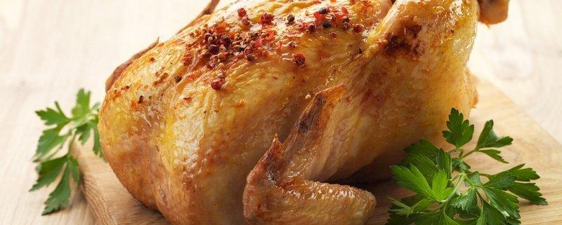 Super Simple Roast Chicken