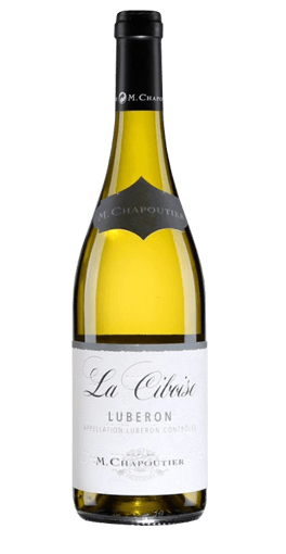 "M. Chapoutier ""La Ciboise"" Blanc -- an affordable Rhone white wine"