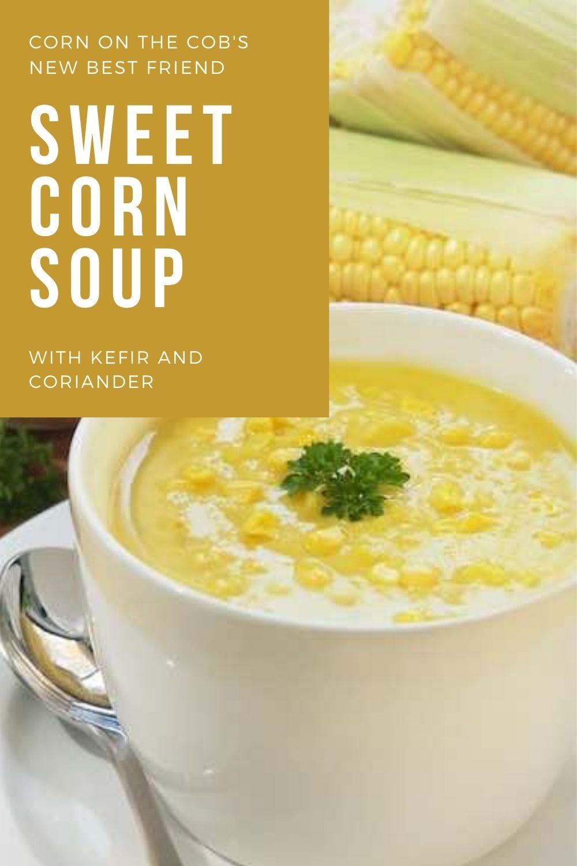 Sweet Corn Soup Graphic