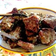 Easy Rosemary and Garlic Lamb Loins