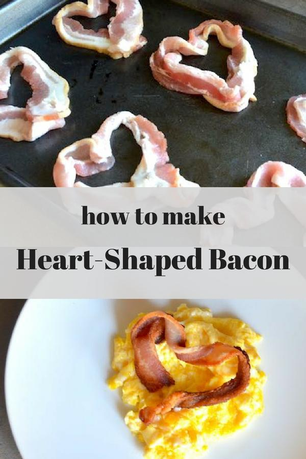 How to Make Heart-Shaped Bacon