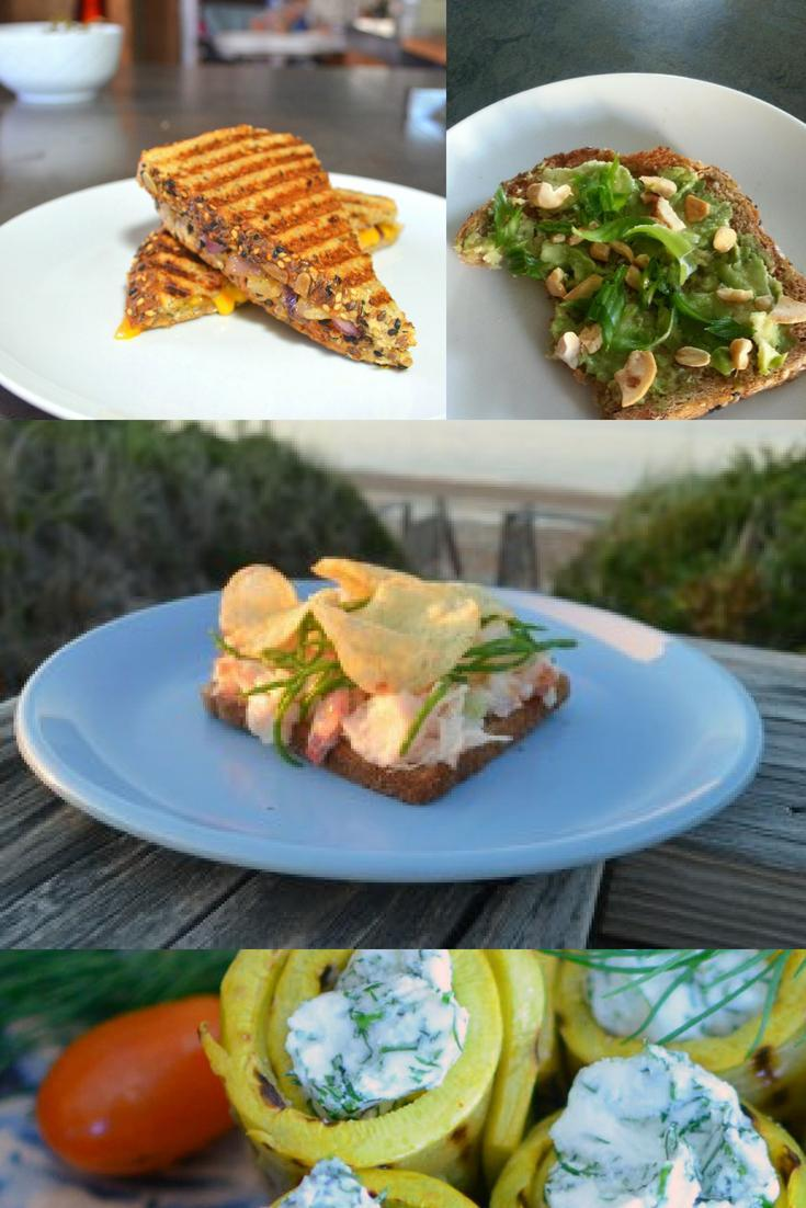 Four of the Best Sandwich Recipes of All Time
