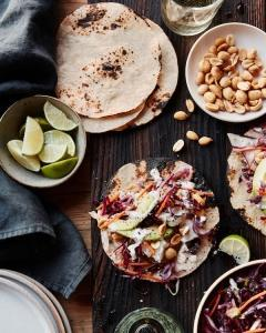 Recipe for Asian Style Fish Tacos 3