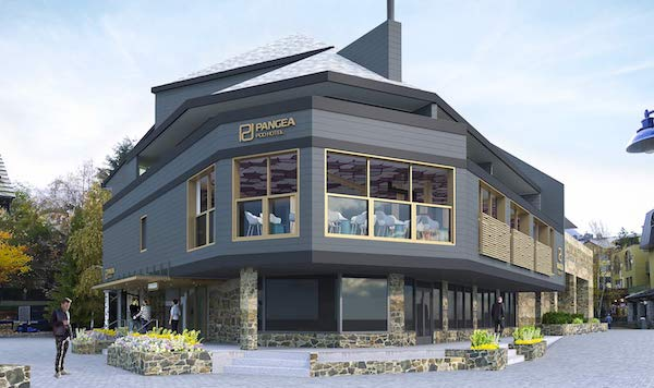 Pangea Whistler, Canada's first pod hotel