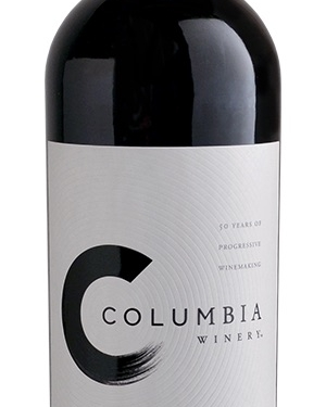Columbia Winery Composition Red Blend--a good value red wine