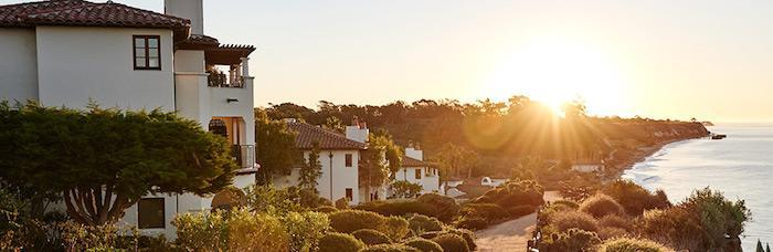 Ritz Carlton Bacara--Santa Barbara, California