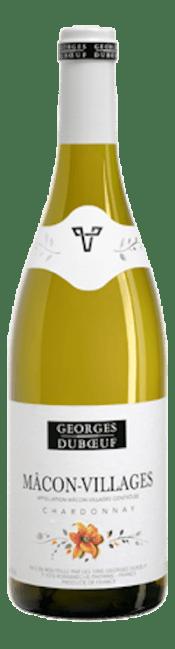 Bottle Shot of Georges DuBeouf White Burgundy