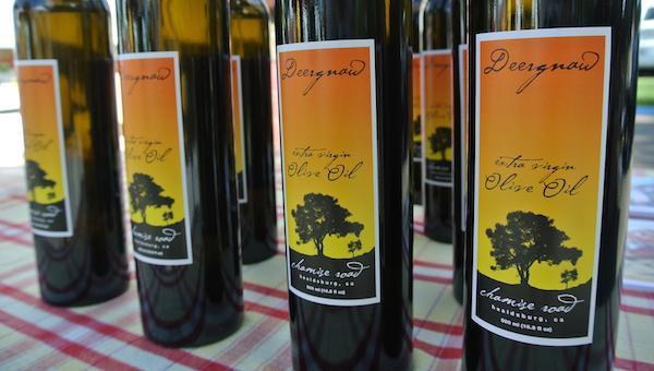 Deergnaw Olive Oil