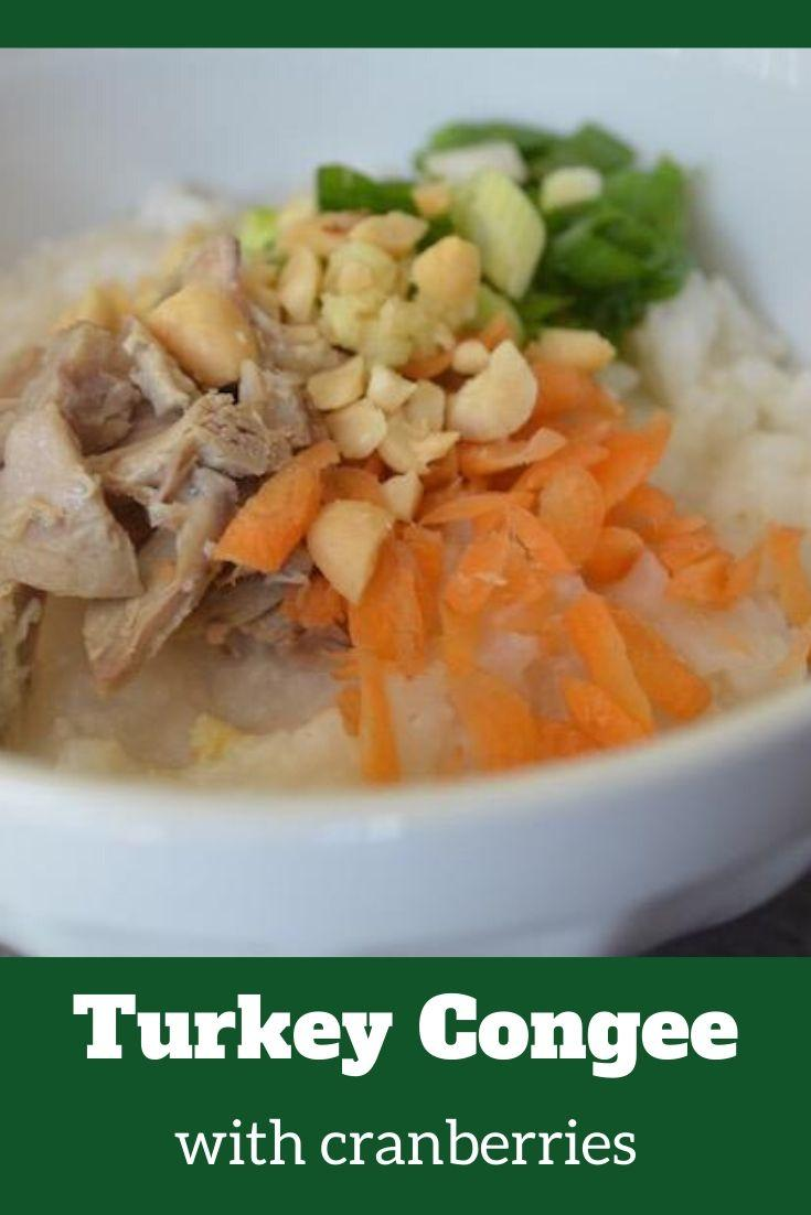 turkey congee pinnable graphic