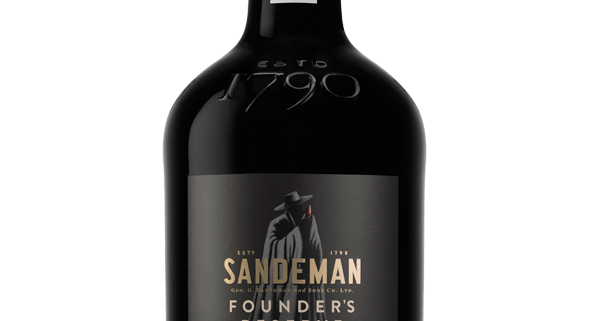 Sandeman Founders Reserve--a great choice for Port season