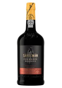 Bottle Shot of Sandamans Founders Reserve Port