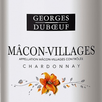 Georges DuBoeuf White Burgundy to Please a Crowd