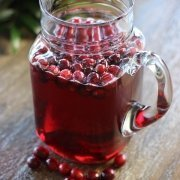 Three-Ingredient Holiday Punch