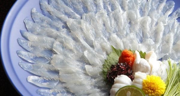 Fugu--the dangerous aphrodisiac of blowfish