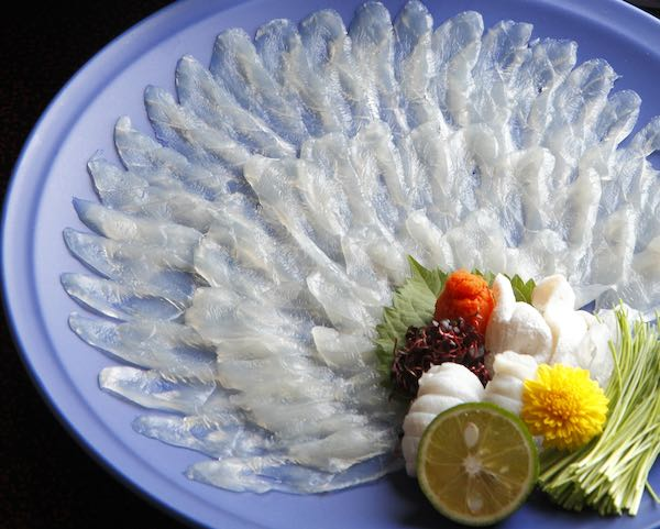 Fugu (Blowfish) - a potentially deadly thrill - Eat