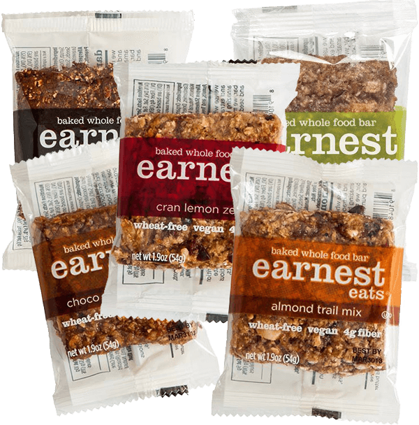 5 Earnest Eats Superfood Baked Bars
