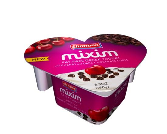 Container of Mixim Greek Yogurt
