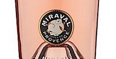 Miraval Provencal Rosé Label