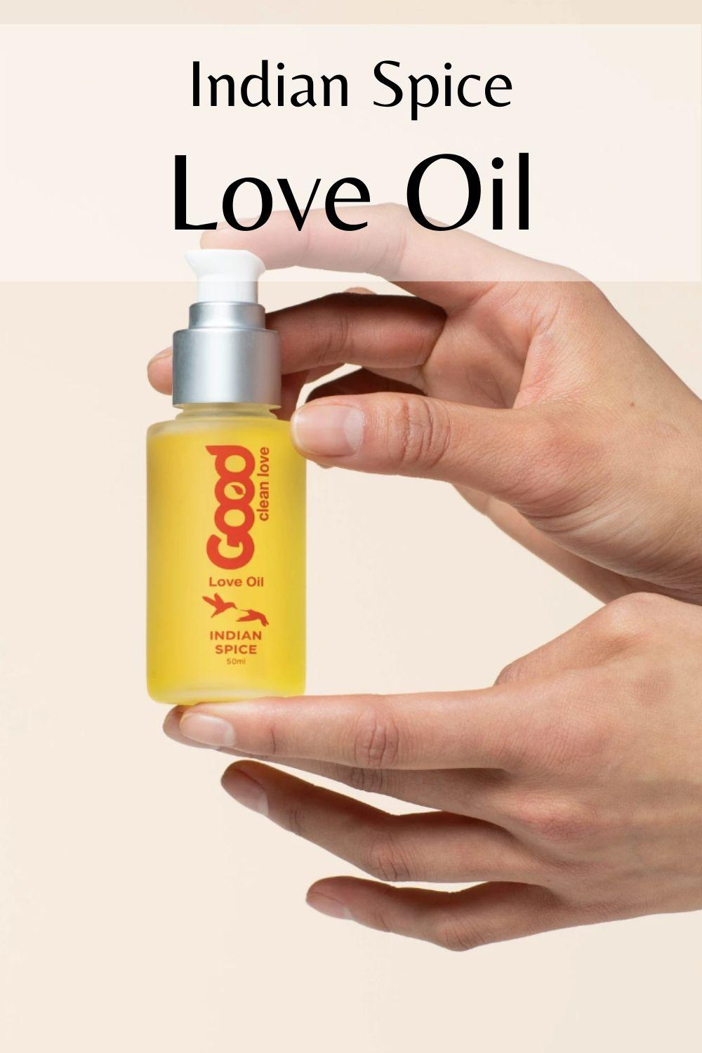 Love Oil Pinnable Graphic