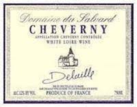 Domaine du Salvard Cheverny Blanc - Exploring Loire Valley Whites 2