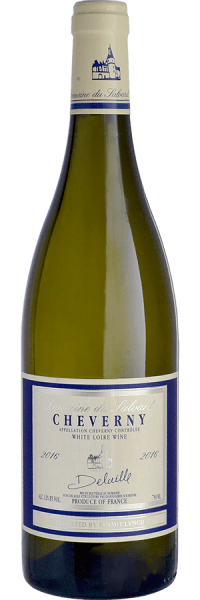 Domaine du Salvard Cheverny Blanc - Exploring Loire Valley Whites 4
