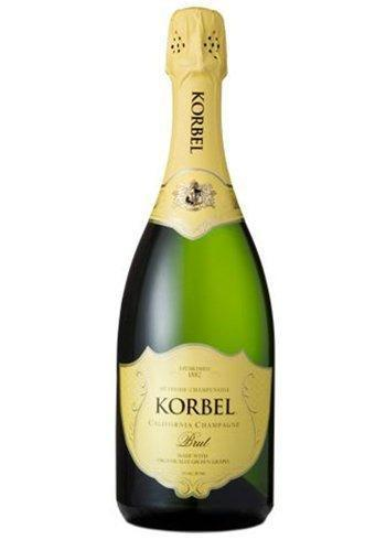 Korbel Brut: Made with Organically Grown Grapes 2