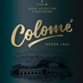 label of Bodega Colomé Malbec