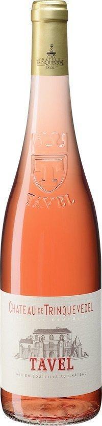 Chateau de Trinquevedal Reserve Rosé Bottle Shot